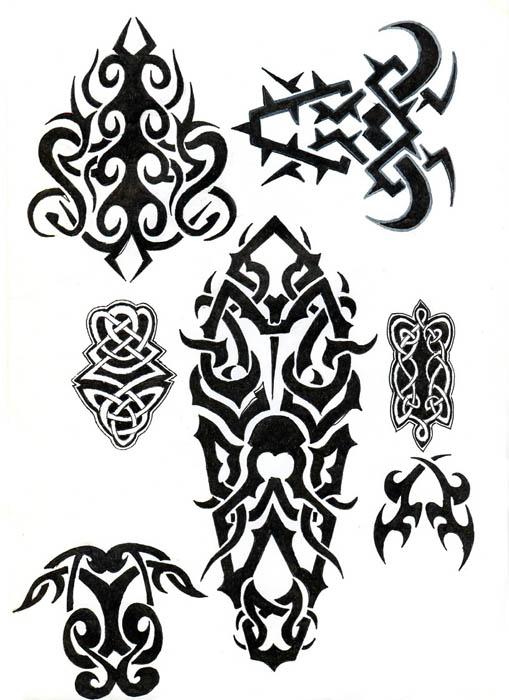Сайт татуировок