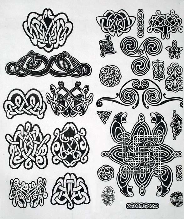 Tattoo sketches tribal тату трайбл