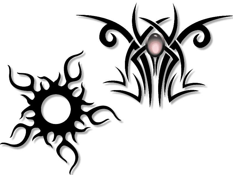 Кельтский орнамент tattoo keltik просмотров