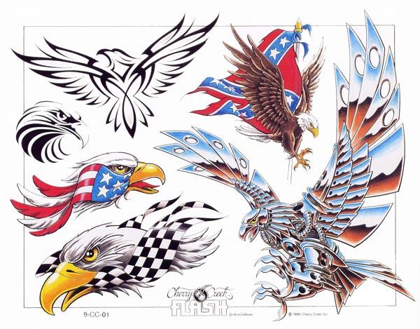 Японские татуировки в виде иероглифов